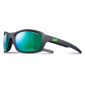 Julbo Extend 2.0 Spectron 3 Sunglasses Kids matt dark blue-multilayer green
